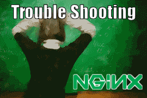 nginx troubleshooting