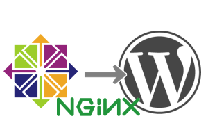 wordpress centos nginx