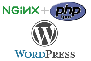 wordpress nginx php-fpm